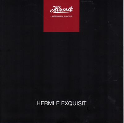 Hermle Exquisit Catalogue