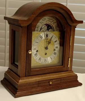 Oakside Classic Clocks Clocks Made By Hobby Woodworkers