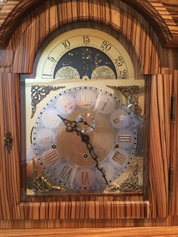 Oakside Classic Clocks | Clocks Made by Hobby Woodworkers