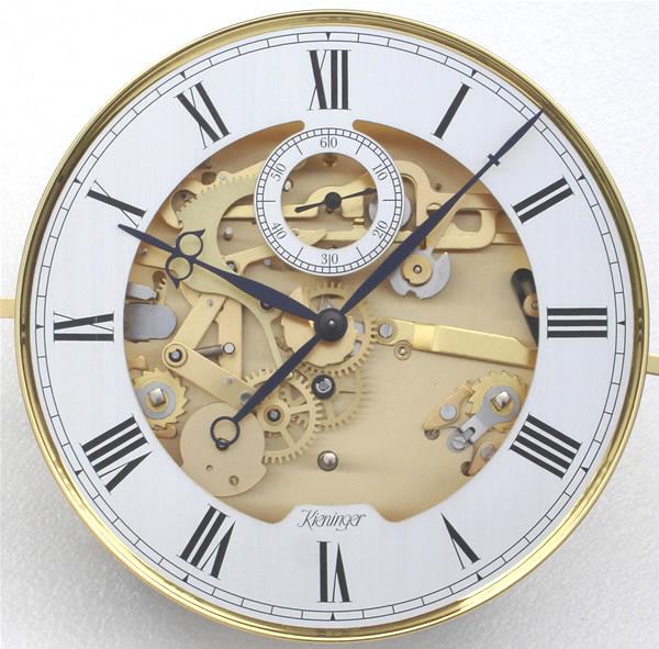 Oakside Classic Clocks | Kieninger RS 01 Vienna Dial movement Parts