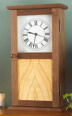 Oakside Classic Clocks Plans Gallery For Clock Makers