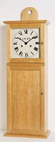 Plan 015: Shaker Wall Clock